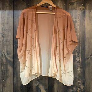 Buckle Kimono